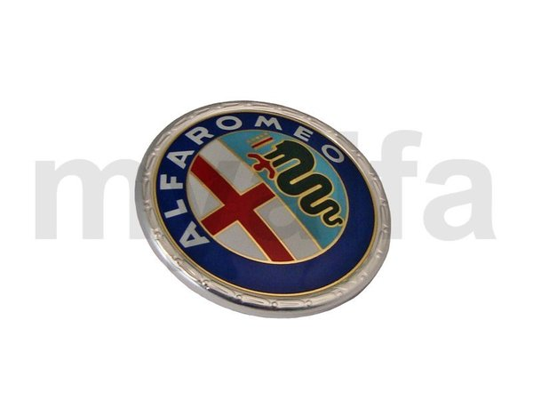 BADGE 55 mm Alfa Romeo