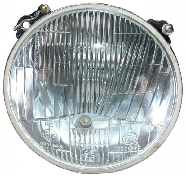 OUTER HEADLAMP LEFT SIDE, 6,  GT/V/6 (116), YEAR 81-85 WITH