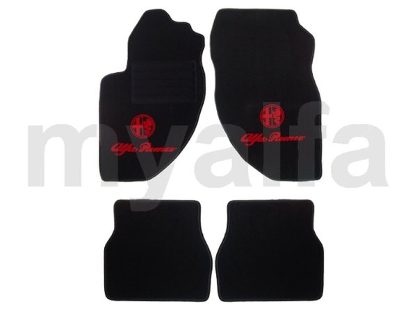FLOOR MAT SET 166 1998-2003