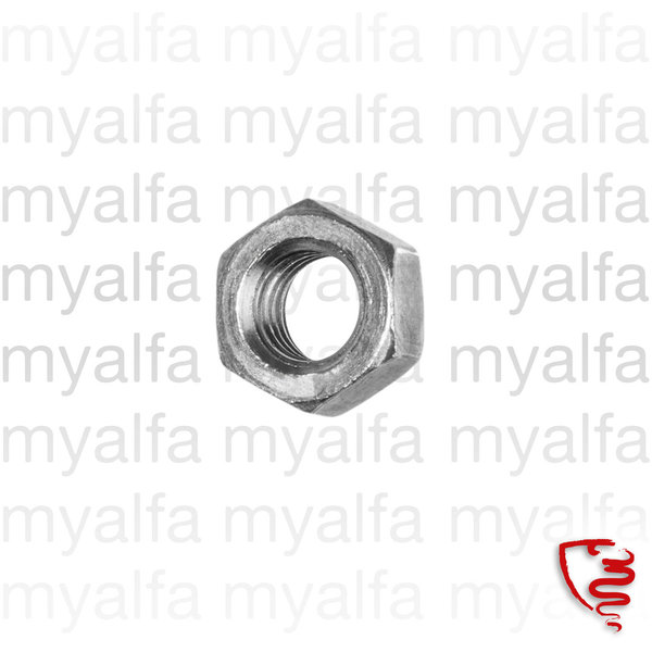 HEX NUT FOR BOLT ON UPPER     OILPAN PART