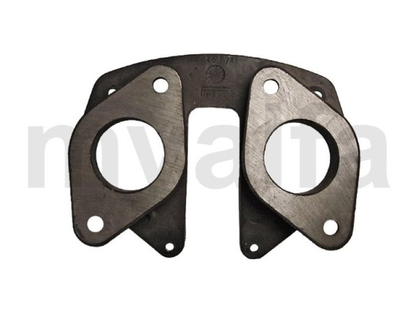 DOUBLE CARBURETTOR RUBBER MOUNT 40 mm 1983>  PREMIUM QUALITY