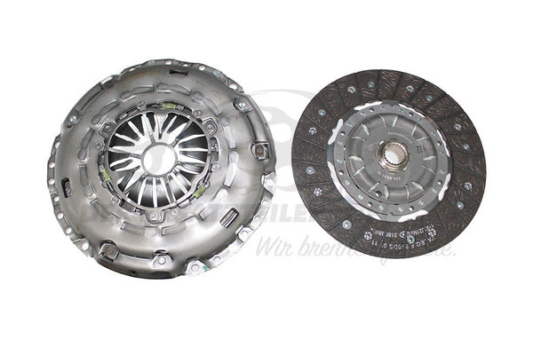CLUTCH KIT 159/Brera 2,4 JTDm  OE. 55204166