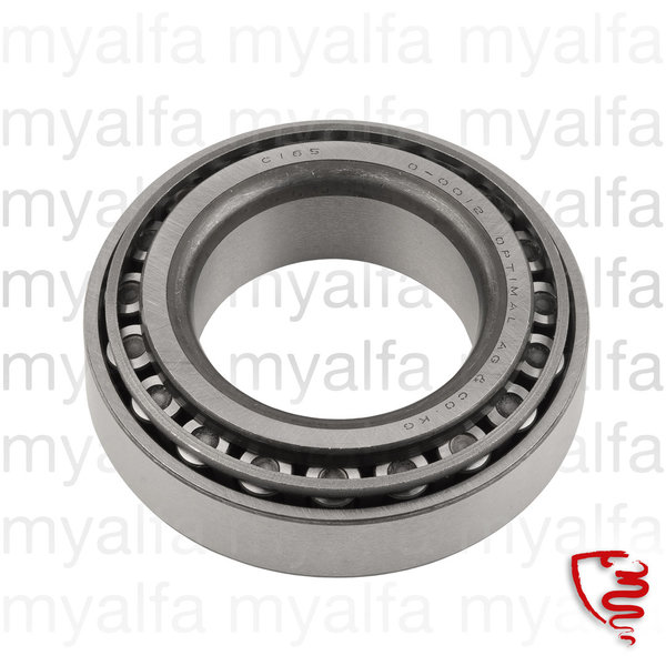 DIFFERENTIAL CASE BEARING 2000
