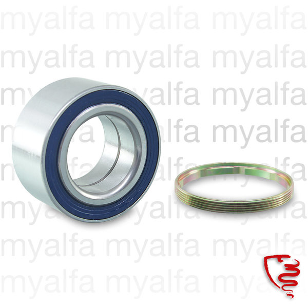 REAR LEFT WHEEL BEARING KIT, 75, 90, GT/V/6 (116) 01.85 >