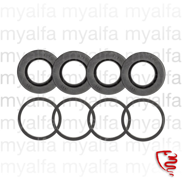 BRAKE CALIPER REBUILD KIT 1967-93 REAR ATE, 38mm PISTONS