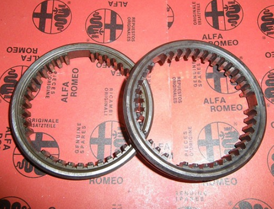 Alfa 33 / Alfasud / Sprint Gearbox Speed/Gear Sleeves