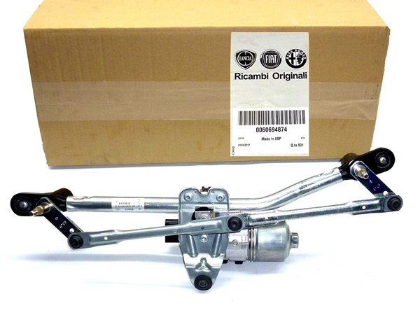 Wiper motor with linkage Alfa 159, 159 SW, Brera, Spider (939)
